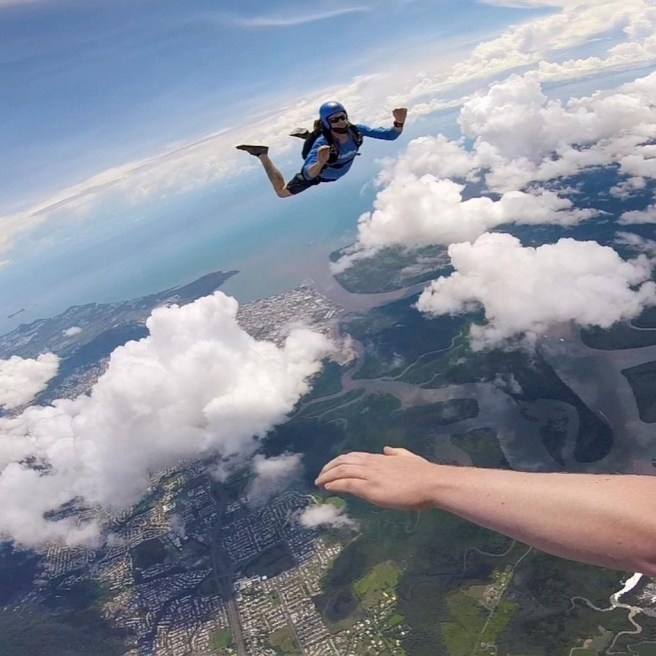 Skydive - The Ultimate Bucket List