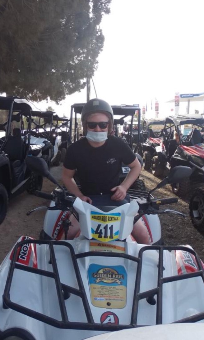 Ride a Quad Bike - The Ultimate Bucket List