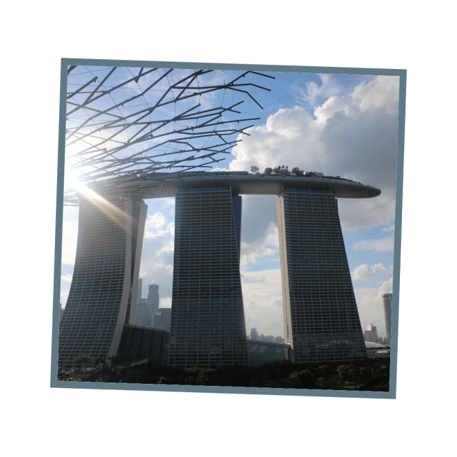 24 Hours in Singapore - Marina Bay Sands