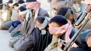 Photo of القبض على إرهابيين ومتهمين وضبط مخالفات ومتفجرات في بغداد