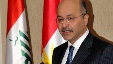 Photo of عاجل.. برهم صالح يفوز بأغلبية ساحقة في الجولة الثانية من الانتخابات الرئاسية العراقية