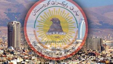Photo of الديمقراطي الكردستاني  يبدأ رسميا من السليمانية مباحثات تشكيل الحكومة