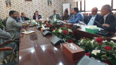 Photo of حكومة البصرة تشكل خلية طوارئ مع  دوائر الدولة  الخدمية لمواجهة موسم الامطار