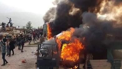 Photo of تركيا تعلق على أحداث معسكرها في دهوك