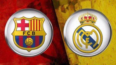 Photo of اليوم.. كلاسيكو مثير بين برشلونة وريال مدريد