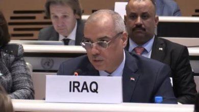Photo of من جينيف.. وزير النقل يؤكد أهمية انضمام العراق الى اتفاقية (TIR) الدولية للنقل على الطرق