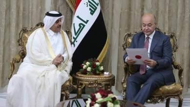 Photo of رئيس الجمهورية يتسلم دعوة من أمير قطر للمشاركة في أعمال منتدى الدوحة