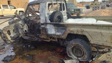 Photo of الاعلام الأمني: استشهاد وإصابة 3 أشخاص بانفجار الكرابلة