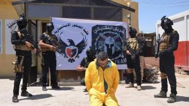 Photo of خلية الصقور  الاستخبارية تطيح بمرتكب جريمة قتل المحامي اكرم  السعيدي