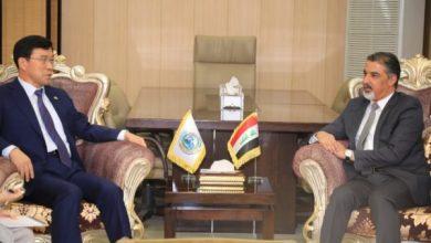 Photo of العمل ووكالة كويكا تبحثان سبل إعادة تأهيل المركز العراقي الكوري