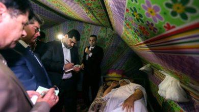 Photo of وزير الهجرة يشدد على أهمية إكمال توزيع  منحة المليوني دينار لكل ناجية أيزيدية خلال فترة لاتتعدى (٢٥) يوما