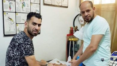 Photo of الإصابة تبعد السوري زاهر ميداني عن الملاعب لثلاثة أسابيع