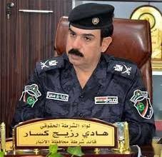 Photo of شرطة الأنبار تنفي تنصيب قائدها وكيلاََ بوزارة الداخلية