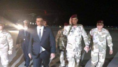 Photo of وزير الدفاع يعلن السيطرة على حريق قاعدة بلد الجوية بنسبة 100%