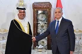 Photo of وزير الخارجيّة يستقبل السفير صلاح المالكيّ بمناسبة انتهاء مهام عمله الدبلوماسيّة لدى بغداد