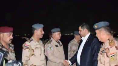 Photo of وزير الدفاع نجاح الشمري: معسكر التاجي لم يتعرض الى أي ضرر نتيجة سقوط صاروخ بالقرب منه
