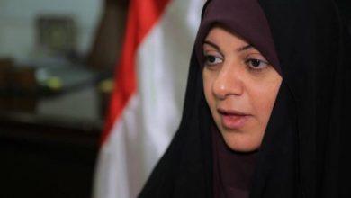 Photo of النائبة هدى سجاد : التحذيرات التي تطلقها المرجعية يجب ان تسمع