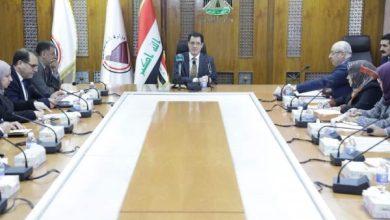 Photo of وزير التخطيط يترأس الاجتماع الثاني للهيأة الوطنية العليا لمشروع تشغيل الشباب