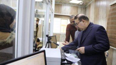 Photo of وزير الداخلية يتفقد مديرية أحوال الكرخ ويوجه بحل مشكلات المراجعين وفق الأطر القانونية