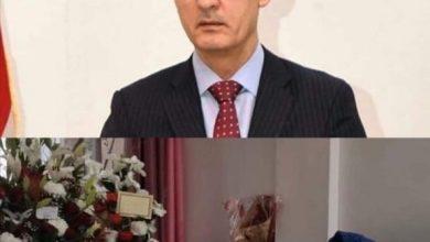 Photo of وزير الثقافة يزور الفنانة آلاء حسين في المستشفى للاطمئنان على وضعها الصحي