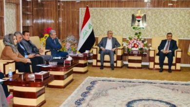 Photo of محافظ بغداد يناقش مشروع الطريق الحلقي الرابع لربط العاصمة بجميع المحافظات