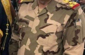 Photo of وفاة نائب قائد عمليات الجزيرة العميد الركن عباس السلطاني إثر نوبة قلبية