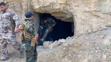 Photo of اللواء 23  الحشـــ الشعبي ـــــد يعثر على مضافة لداعش جنوب خانقين