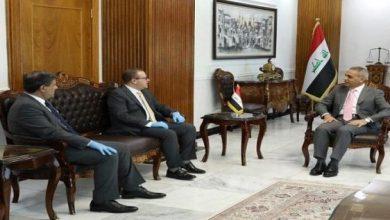 Photo of زيدان يناقش مع نواب نينوى الجهود الاستثنائية لعمل المحاكم