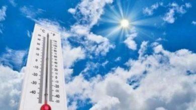 Photo of بالجدول.. تعرف على درجات الحرارة لهذا اليوم