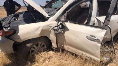 Photo of وزير الداخلية يوجه باحتساب جميع حقوق الشهيد للمنتسب الذي تعرض لحادث سير مروري في صلاح الدين