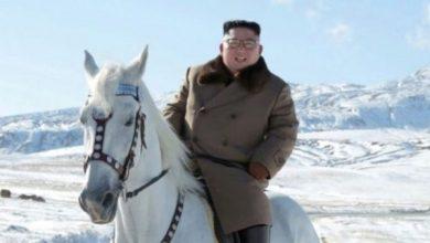 """Photo of زعيم كوريا الشمالية كيم جونغ-أون """"لم يخضع لعملية جراحية في القلب"""""""