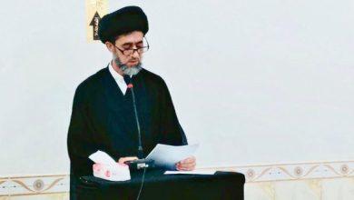 Photo of خطيب الكوفة يطالب الحكومة باطلاق سراح المعتقلين المقاومين للاحتلال