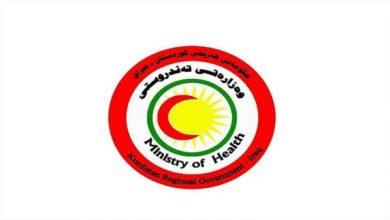 Photo of صحة كردستان تعلن الموقف الوبائي لفيروس كورونا في الإقليم