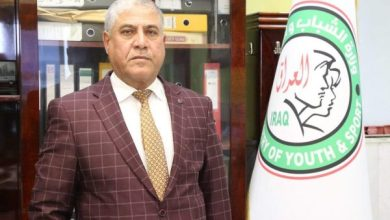 Photo of وزارة الشباب والرياضة : ٤٠ % نسب الانجاز في ملعب صلاح الدين الاولمبي ٣٠ الف متفرج