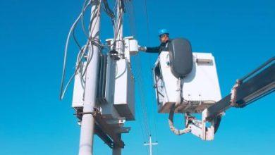 Photo of فرع توزيع كهرباء البصرة ينجز أعمال الصيانة للشبكة الكهربائية في مناطق قضاء الفاو والسيبة والبحــار
