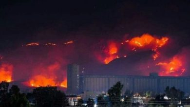 Photo of الدفاع المدني: انتهاء حريق جبال مخمور دون خسائر بشرية