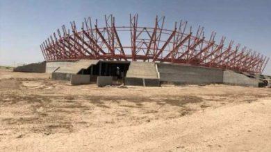 Photo of وزير الشباب يطلع على تقرير عمل المهندس المقيم لملعب ذي قار الاولمبي
