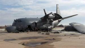Photo of التحالف الدولي : إصابة أربعة من اعضاء الخدمة بتحطم طائرة أميركية في قاعدة التاجي