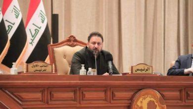 """Photo of الكعبي يعزي بإستشهاد الخبير الامني و الاستراتيجي """" هشام الهاشمي"""""""