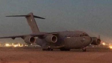 Photo of العراق يستقبل طائرتين من قطر تحمل مستشفيين ميدانيين سعة ٢٥٠  سرير للمصابين بفايروس كورونا