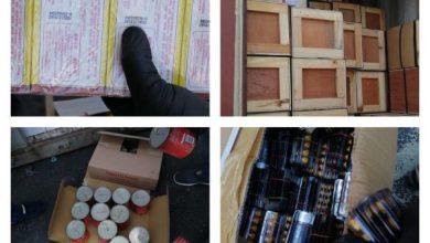 Photo of الكمارك.. اربع حاويات  مخالفة تسجل في كمرك ام قصر الشمالي ومن ضمنها ادوية بشرية
