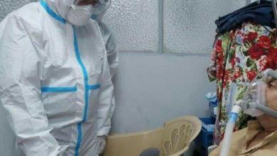 Photo of مدير صحة الرصافة يتفقد المصابين في مجمع ابن الخطيب وابن زهر