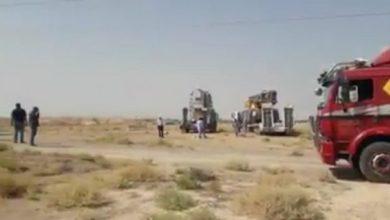 Photo of بالفيديو.. وصول محطات عملاقة بأمر من رئيس البرلمان محمد الحلبوسي الى محافظة الانبار