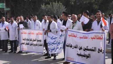Photo of توصيات اللجنة الخاصة بتعيين ذوي المهن الطبية والصحية التي اقرها مجلس الوزراء