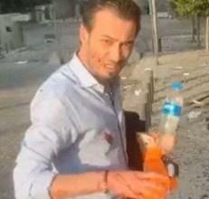 Photo of المرصد العراقي للحريات الصحفية يحصل على أسماء الصحفيين العراقيين الذين صادف وجودهم قرب إنفجارات بيروت