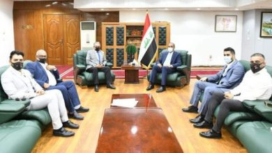 Photo of وزير الثقافة : نعمل على أقرار قوانين لحماية الملكية الإلكترونية