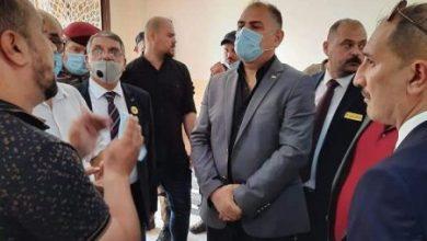 Photo of وزير الصناعة والمعادن يتابع ميدانيا تقدم العمل في مصنعي الكندي والألبسة الجاهزة في الموصل