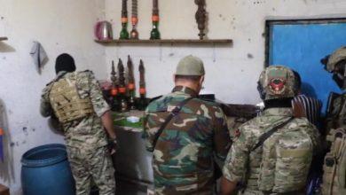 Photo of قيادة الرد السريع : حملة تفتيش المقاهي للبحث عن مروجي المخدرات بالمجر الكبير