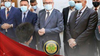 Photo of ثلاث وزراء يشرفون على إمتحانات المراحل المنتهية