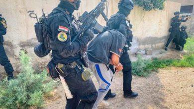 """Photo of بالصور.. القبض على احد عناصر عصابات داعش الإرهابية في """"محافظة ديالى"""